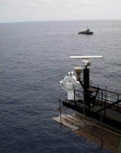 Offshore Platform Sensor Deployment