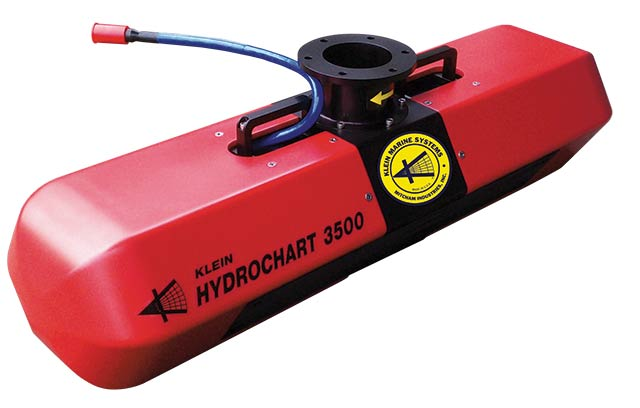 HYDROCHART 3500 Hydrographic Survey System