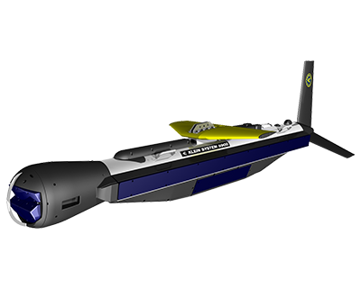 System 5900 Advance Mine Hunting Multi-Beam Side Scan Sonar