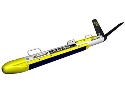 System 4900 Side Scan Sonar for Survey & Recovery Applications