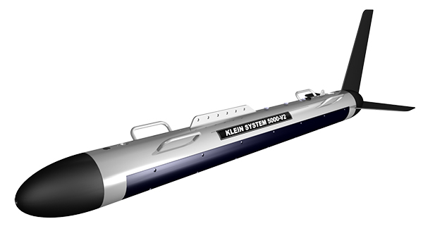 System 5000 V2 Multi-Beam Side Scan Sonar
